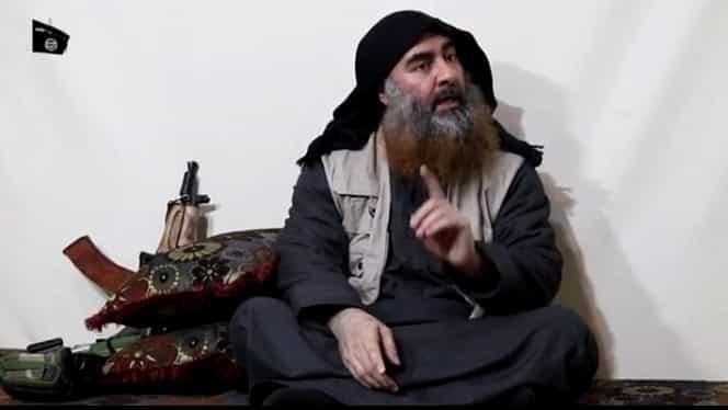 Liderul ISIS Abu Bakr al-Baghdadi a fost ucis! Donald Trump a făcut anunțul