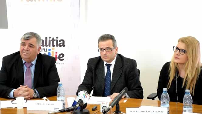 Referendum pentru familie: Coaliția pentru Familie anunță divolvarea Comitetului de inițiativă pentru revizuirea articolului din Constituție
