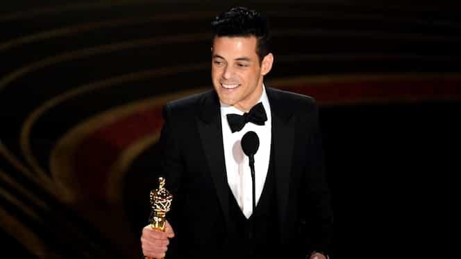 Cine este Rami Malek, câștigătorul premiului Oscar pentru cel mai bun actor în Bohemian Rhapsody! A căzut pe scenă, în timpul ceremoniei