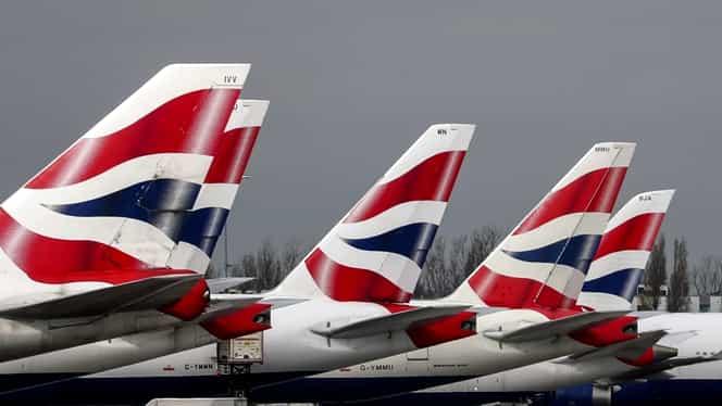 Pierderi estimate de 69 de miliarde de euro pentru companiile aeriene din Europa din cauza coronavirus