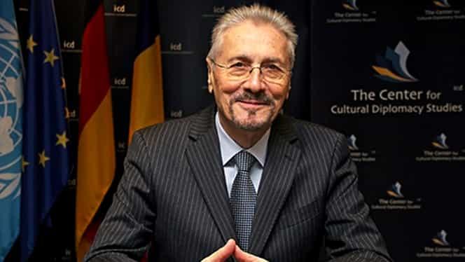 Emil Constantinescu, de urgență la spital! Fostul președinte acuză dureri abdominale