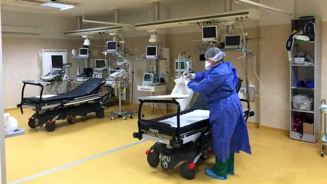 Unitatea de Primiri Urgenţe a Spitalului Judeţean Suceava a fost redeschisă. Se caută asistente şi infirmiere
