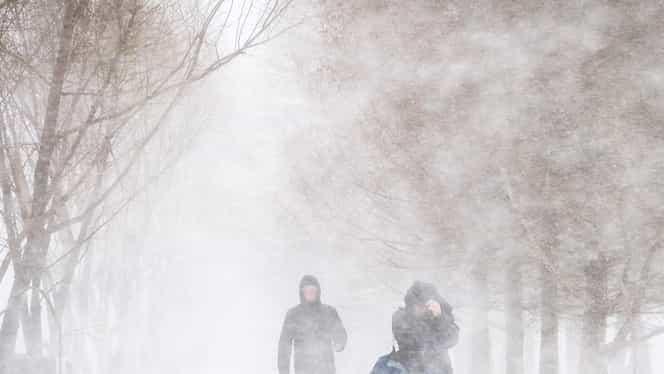 Atenţionare de călătorie! În această ţara veţi găsi temperaturi de -30 de grade Celsius şi furtuni de zăpadă!