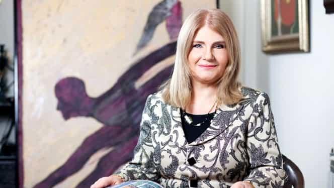 Cine este Anca Vlad, singura femeie din TOP 300 Capital cu o avere de 360.000.000 de euro
