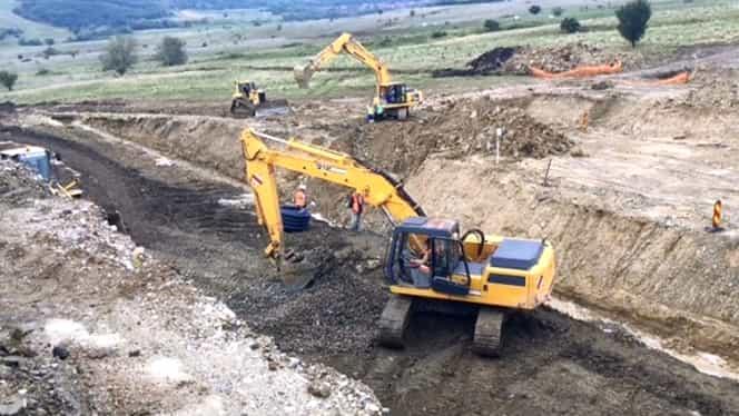 Proiecte scoase la licitaţie: autostrada Sibiu-Piteşti, prioritatea absolută pentru 2018!