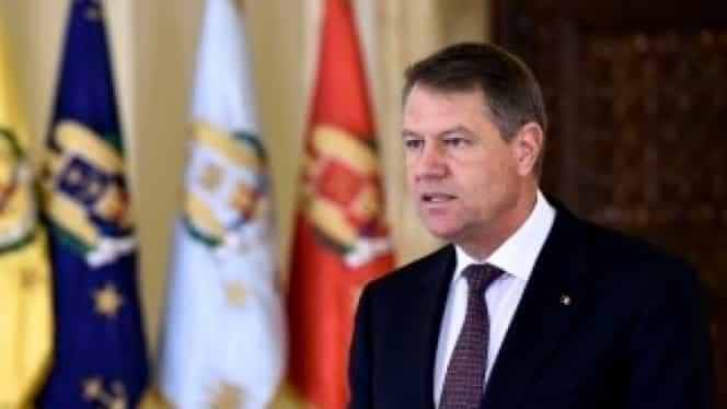BREXIT. Noua rundă de consultări între Iohannis, Cioloş, Isărescu şi liderii partidelor a început la Cotroceni