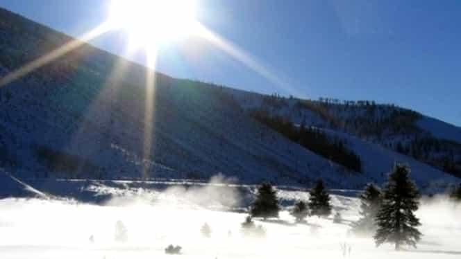 Prognoza meteo 1 februarie. Vremea se încălzeşte usor