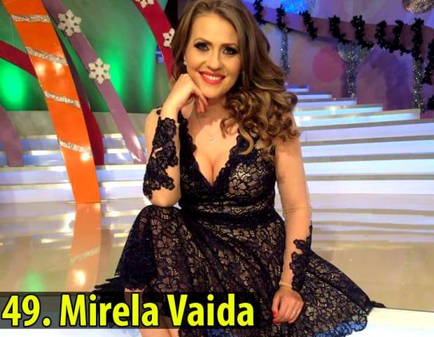 TOP 50 – Cele mai sexy prezentatoare TV din România, în opinia bărbaţilor. Surpriză! Pe ce locuri sunt Bianca Drăguşanu şi Gabi Cristea