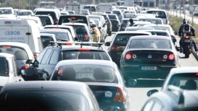 Cod galben de ceaţă şi restricţii de trafic