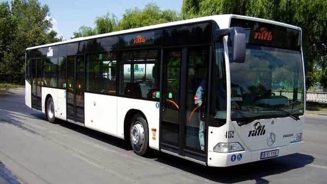 Transportul public București-Ilfov suspendat, din 31 octombrie
