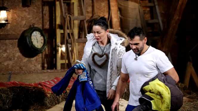 Brigitte Sfăt și Florin Pastramă continuă idila de la Ferma! Ce se întâmplă în emisiunea de la Pro TV