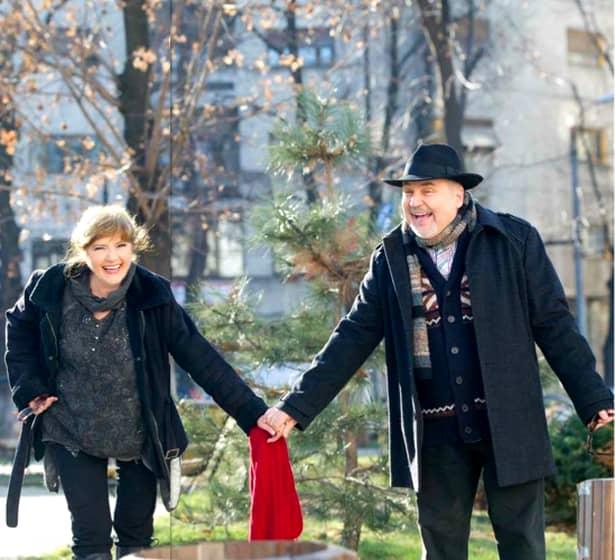 Actrița a mai fost căsătorită de 2 ori înainte de a-l cunoaște pe Eugen Cristea