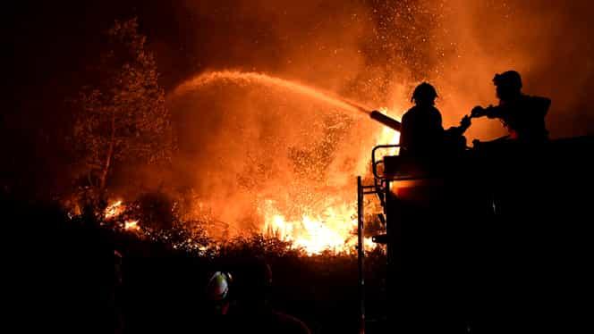 Pompierul atomic! A declanşat un incendiu accidental care era să mistuie un oraş întreg!