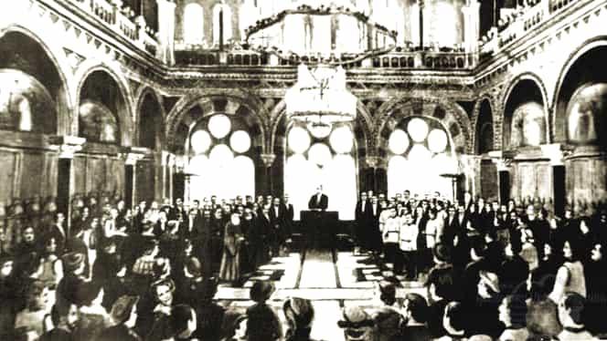 100 de ani de la unirea Bucovinei cu România! Ședința solemnă, la Iași