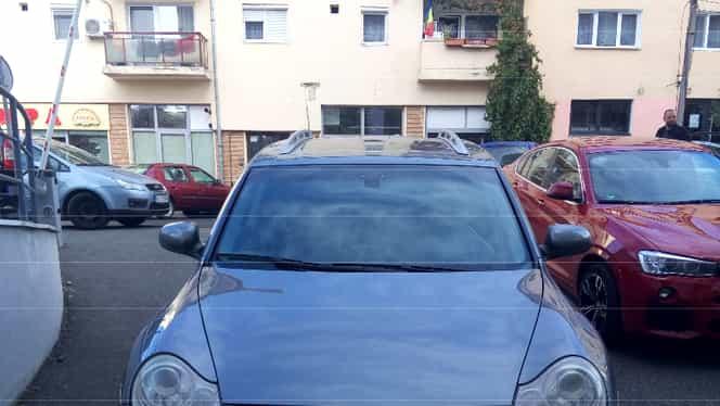 Mașini scoase la vânzare de ANAF! Porsche Cayenne, la 4.600 euro! Cum arată mașina de 513 lei