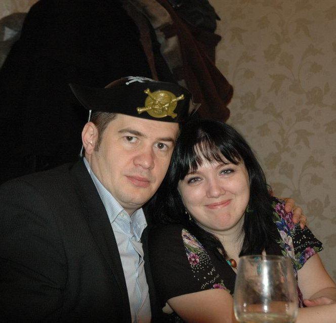Monica Pătraru, soția lui Dragoș Pătraru