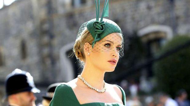 Tânăra care a eclipsat toate femeile de la nunta regală! Cine este noua Diana? Vezi imaginile şi află povestea ei