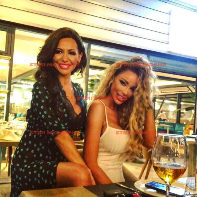 Se pare că nu i-a păsat că a avut o relație cu Cristea: Bianca Drăgușanu și Codruța sunt foarte bune prietene