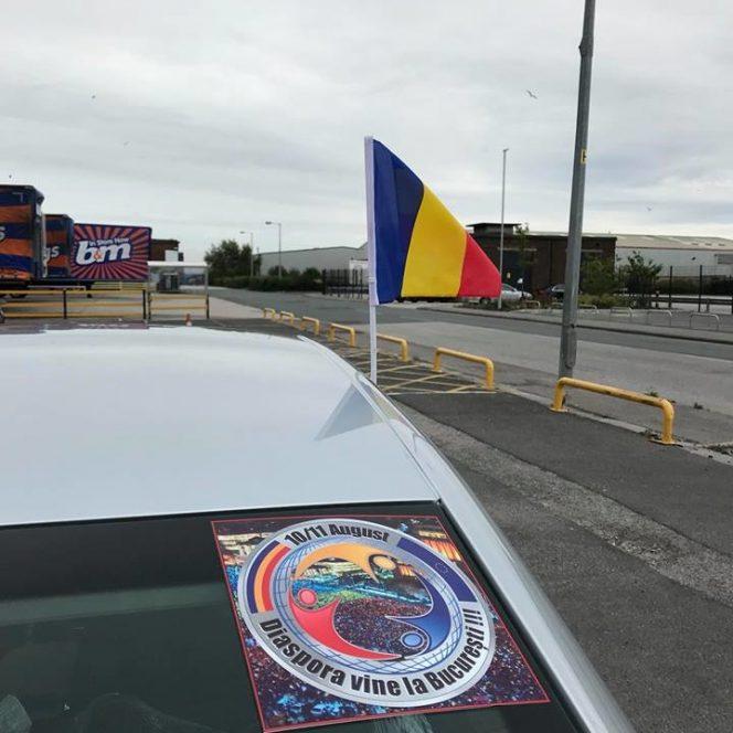 Românii din diaspora se pregătesc de proteste!