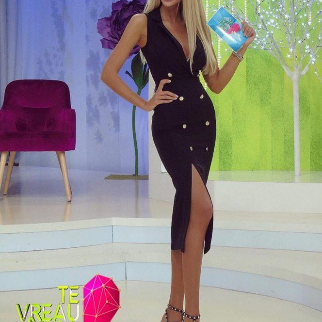 Bianca Drăgușanu, rămasă fără emisiune pe nedrept.