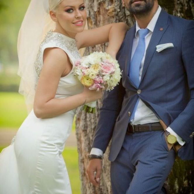 Connect-R si Misha s-au căsătorit civil, în 2013
