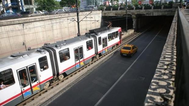 Linia de tramvaie 41 face legătura între Cartierul Ghencea și Casa Presei