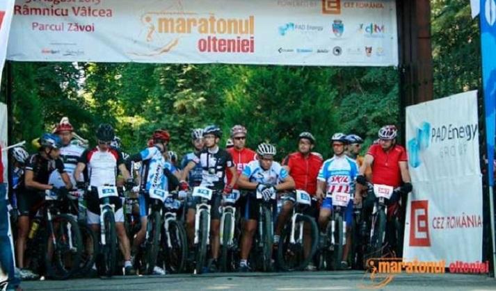 Maratonul Olteniei 2018 are și probe pentru cicliștii amatori la Râmncu Vâlcea, pe 24 și 25 august