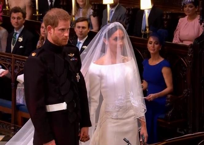 Tinutele de la nunta lui Harry cu Meghan.