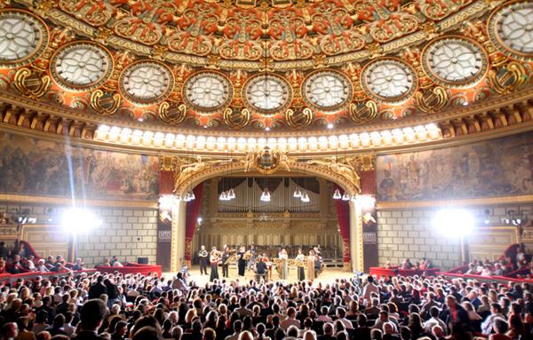 """Festivalul și Concursul """"George Enescu"""" a tentat anul acesta 400 de concurenți din toată lumea, cei mai mullți din Europa și Asia"""