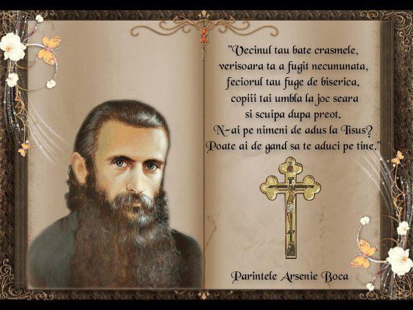 Rugăciunile părintelui Arsenie Boca sunt o alinare pentru toate sufletele chinuite de pe acest pământ, oricât de mult sau de puțin ar crede în Dumnezeu