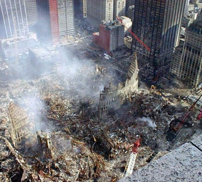 17 ani de la atentatele din 11 septembrie 2001. Video! (2)