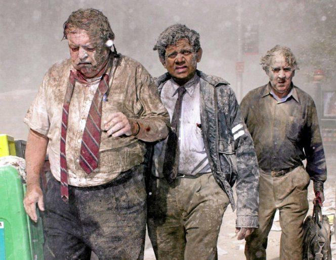 17 ani de la atentatele din 11 septembrie 2001. Video! (5)