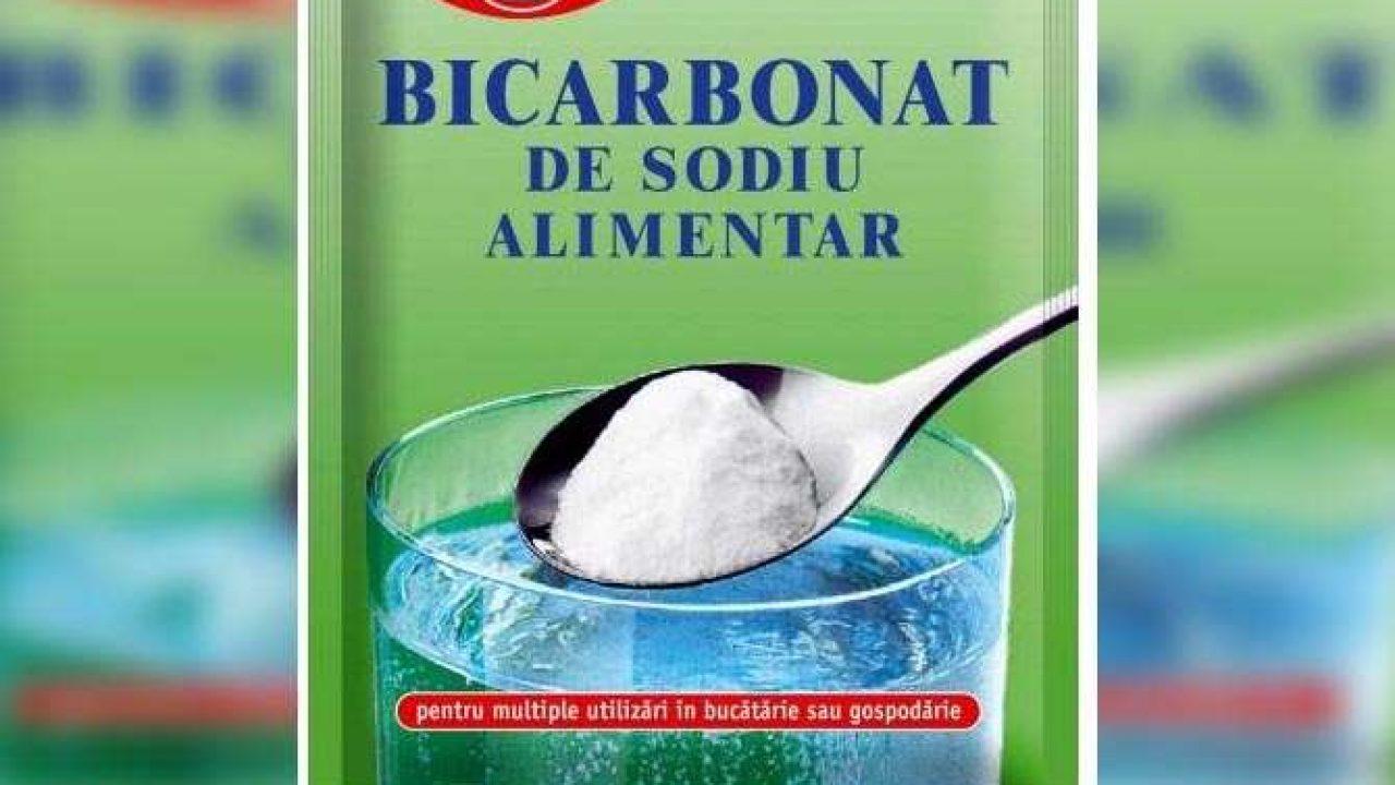 Bicarbonat de sodiu și cataractă