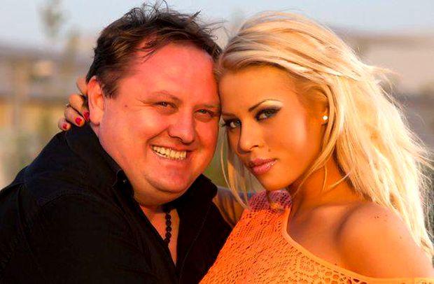 Cat de frumoasa era Roxana Nemes, pe vremea cand era iubita lui Radu Groza! Acum... Iata ce s-a intamplat cu ea! FOTO