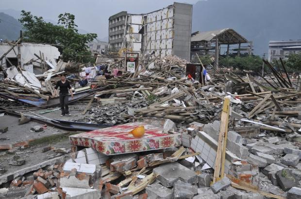 Alerta de tsunami a pus oamenii să se adăpostească în arii sigure
