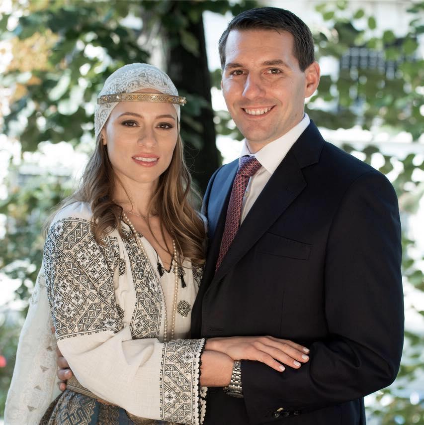 Alina Binder, viitoarea sotie a Principelui Nicolae, delatii despre viata ei