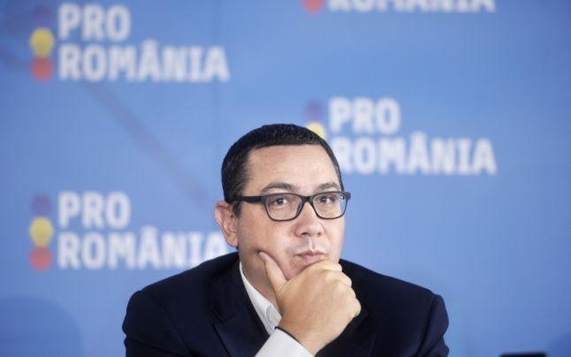 """Candidații la algerile prezidențiale din 2019: Victor Ponta (PR) a anunțat că nu candidează și trimite săgeți spre Liviu Dragnea ca să nu intre în """"prezidențiale"""""""