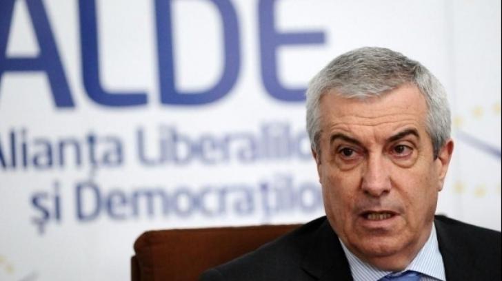 """Candidații la algerile prezidențiale din 2019: Călin Popescu-Tăriceanu (ALDE) are șanse mari să fie candidatul """"stângii"""" la alegerile prezidențiale din 2019"""