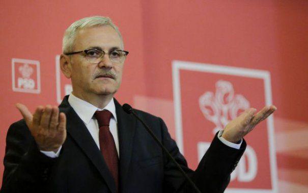 Candidații la algerile prezidențiale din 2019: Liviu Dragnea (PSD) susține că nu va candida în alegerile prezidențiale din 2019 din cauza problemelor cu justiția