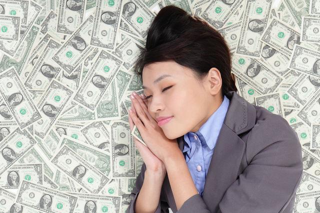 Semnificatia visului Bani