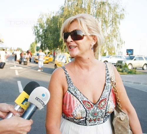 Mama Alinei Vidican, fosta soție a lui Cristi Borcea, i-a transmis câteva cuvinte fostului ei ginere.