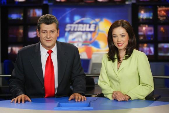 Olivia Steer a fost prezentatoare la Știrile Pro TV de dimineață