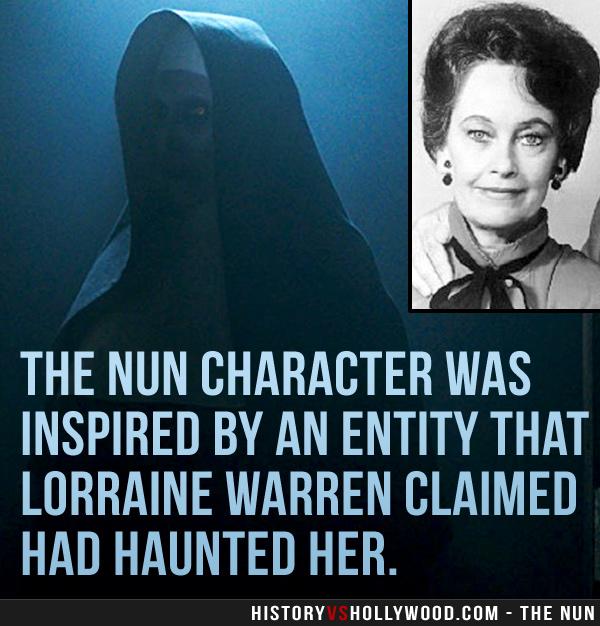 """Povestea filmului """"The Nun"""" a fost inspirată din fapte reale?"""