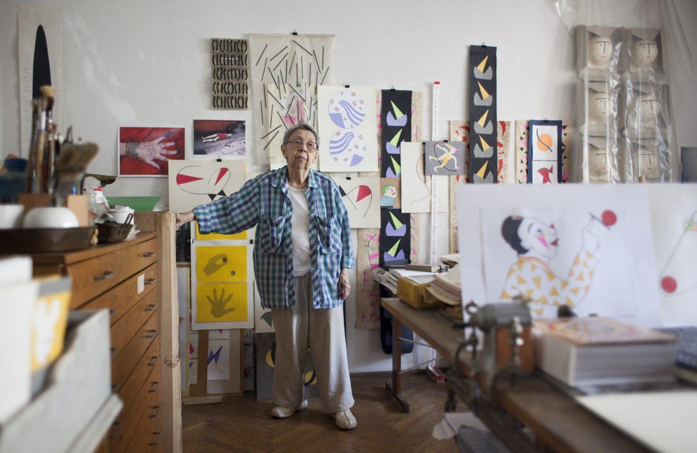Geta Brădescu s-a stins din viaţă