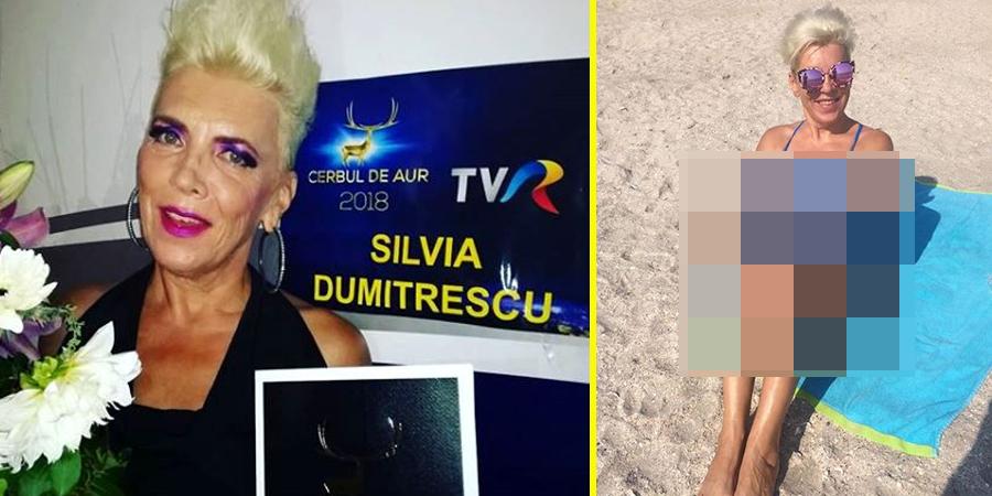 Imagini BOMBA! Silvia Dumitrescu si-a aratat fara jena trupul, la 58 de ani! Dupa aparitia SOC de la Cerbul de Aur, acum a expus TOT!