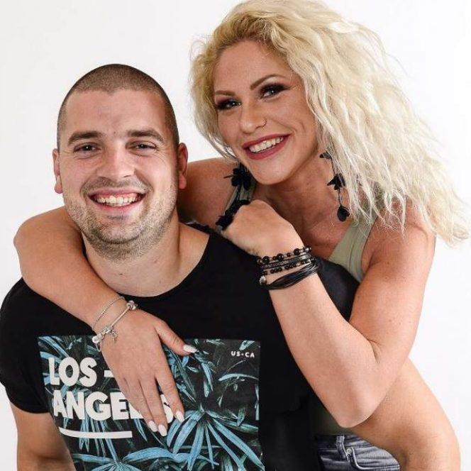 Hannelore Ulrich şi Bogdan Ionescu, cuplu de la Insula iubirii