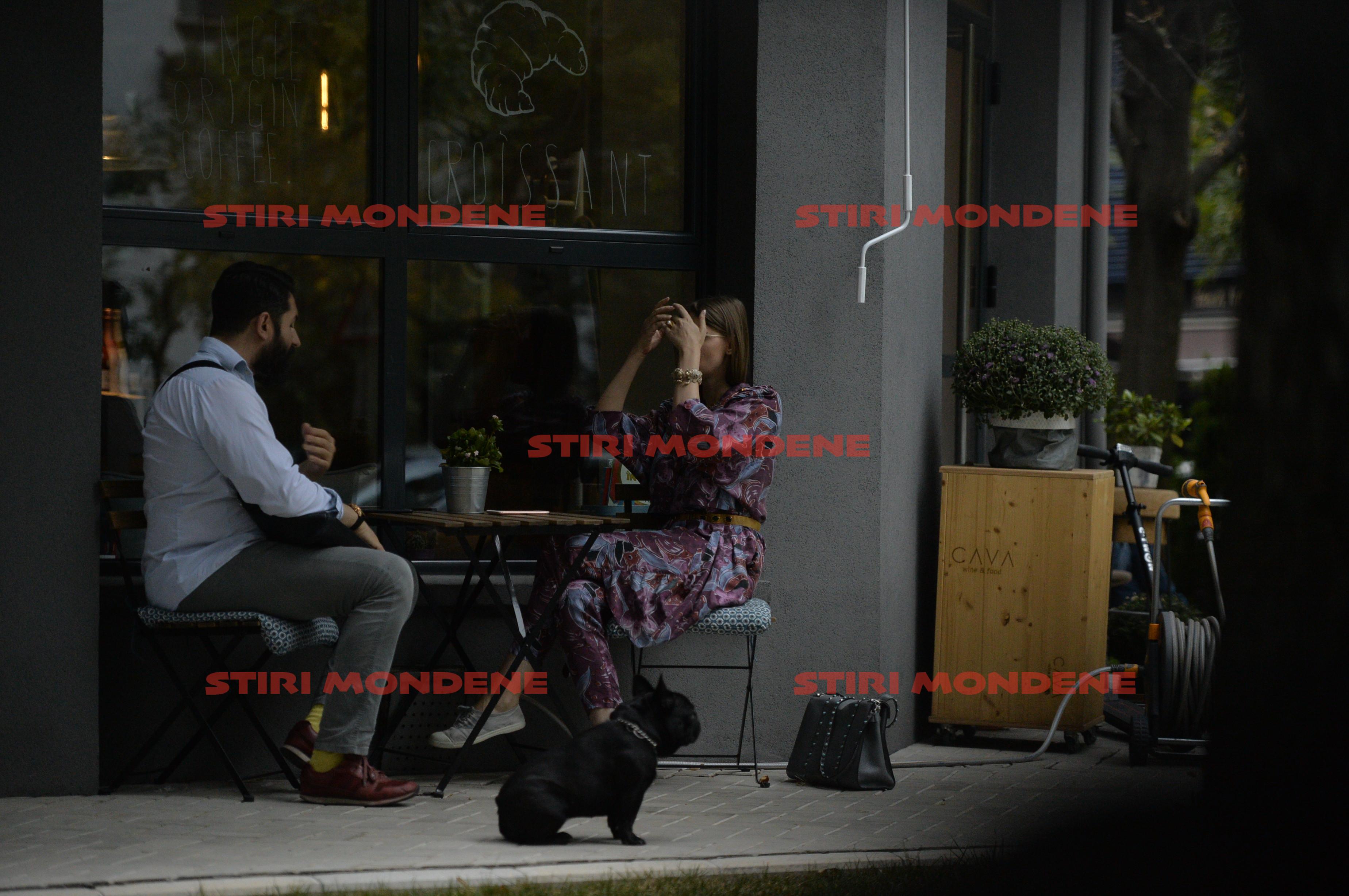 """Iulia Albu, în oraș cu iubitul: își pune mâinile la cap și se comportă exact ca la """"Bravo, ai stil"""""""