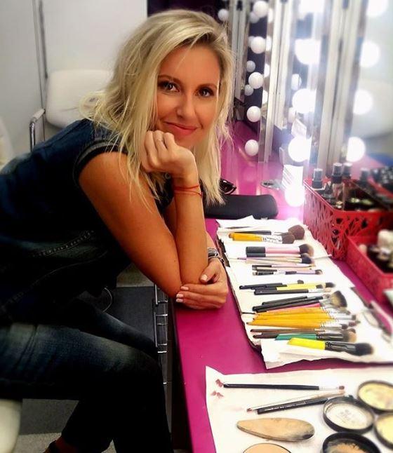 Mihaela Cernea, fostă membră a trupei Class