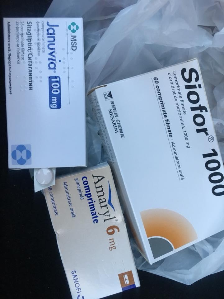 Medicamentele pe care i le dă Oana Lis lui Viorel