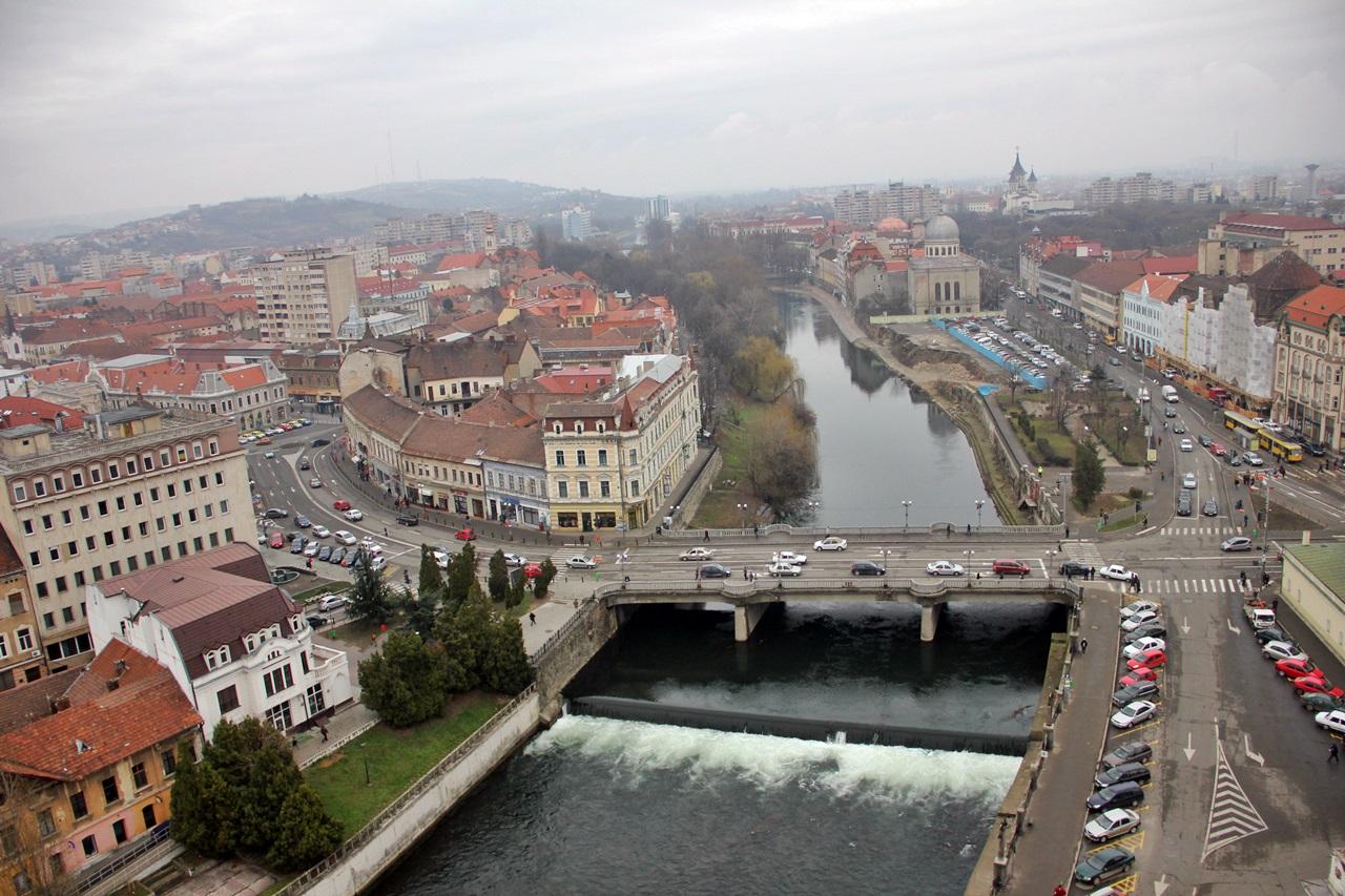 Oradea este declarat cel mai sigur oras din tara.